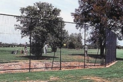 Golf Course Fencing west beach