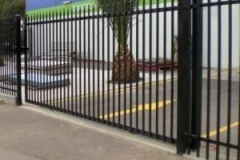 Press head Spear fencing in adelaide